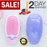 NEW ionic Hairbrush Takeout Combs Anti-frizz Hair Brush Massage Detangle Comb