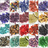 100g Bulk Tumbled Stones Natural Smooth Quartz Crystal Healing Minerals Decor