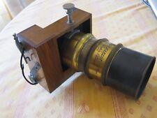 Jamin darlot lens rare. 1861 with shutter jl. guerry 2 valves, petzval