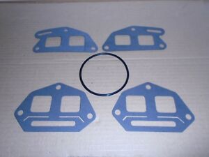 Triumph STAG ** PAYEN ** INLET MANIFOLD GASKET SET ** Including Carb O Ring