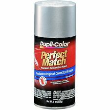Duplicolor BCC0338 For Chrysler Codes CA1, PA1 Silver 8 oz. Aerosol Spray Paint