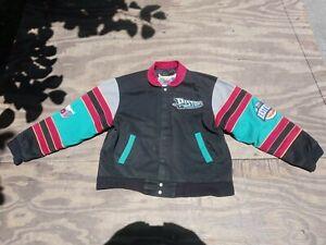 Jeff Hamilton Pistons NBA Eastern Conference Cotton Jacket Men's XL