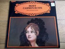 """BIZET - MORTON GOULD AND HIS ORCHESTRA - CARMEN SUITE 12"""" LP - RCA - CCV 5008"""