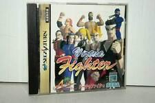 VIRTUA FIGHTER GIOCO USATO BUONO SEGA SATURN EDIZIONE JAPAN NTSC/J VBC 38965