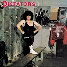 The Dictators Go Girl Crazy! CD NEW SEALED 2013