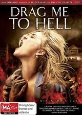 Drag Me To Hell (2009) Alison Lohman - NEW DVD - Region 4