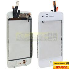 iPhone 3G Touchscreen Touch Glas+Rahmen+Sensor komplett weiß