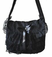 Gothic Renaissance Unisex Punk Vintage Pirate Vamp Retro College Shoulder Bag