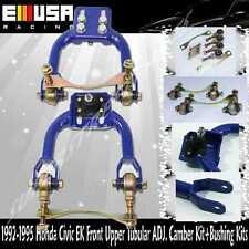94-01 Acura Integra GS-R LS Hatchback 3D Front Upper  Camber Kit Bushingkit BLUE