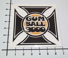 EISERNES KREUZ GUMBALL 3000 Aufkleber Sticker Tuning Iron Cross Race JDM Mi237