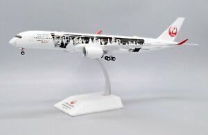 JC Wings 1:200 JAL Japan Air A350-900 'Arashi Thanks Jet - Flaps Up' JA04XJ