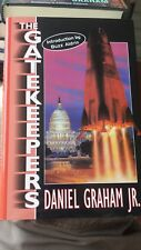the gatekeepers by Daniel Graham Jr hand signed hardback intro by buzz aldrin