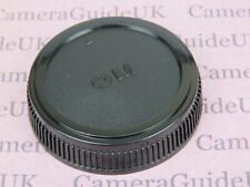Rear Lens Dust Cap Universal Cover for all Olympus OM system Lens