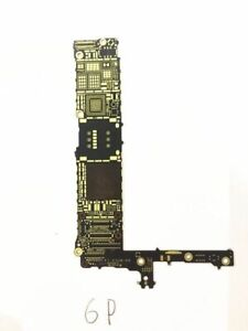 Main Logic Motherboard Bare Board Unlocked For Iphone 5 6 Plus Replacement Test