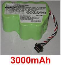 Batterie Pour Alaris Medicalsystems 7000 7100 7130 7130b 7130d 141788, Med0090