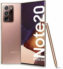 Samsung Galaxy N986 Note20 Ultra 5G Mystic Bronze, Dual SIM, 256GB 12GB No Brand