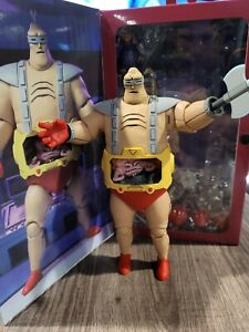 NECA TMNT The Wrath of Krang Android Body -- loose 100% complete