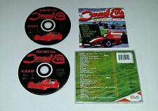 2 CD Formel Eins die Hit CD 42.Tracks 1998 Falco Kai Tracid Ace of Base...