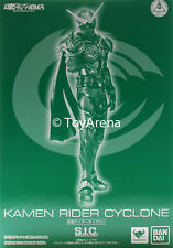 S.I.C. Kamen Masked Rider Double W Cyclone SIC Bandai Limited Edition Exclusive