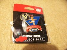 2008 New York Yankees Baby New Year's pin