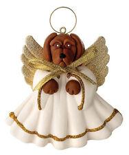 Dachshund Memory Angel Ornament