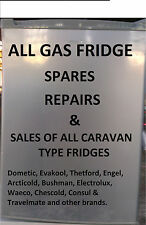 CARAVAN TYPE REFRIGERATOR SALES, REPAIRS & SPARE PARTS ETC.