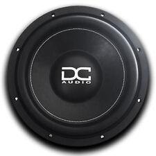 Dc Audio 600W 10 Inch Level 1 M4 D2 Version Single 2-Ohm Car Subwoofer/Sub