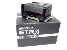 Bronica Camera Film Backs and Holders