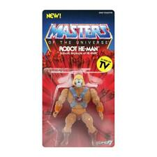 MASTERS OF THE UNIVERSE Vintage Collection Robot He-Man SUPER 7   (KA8)
