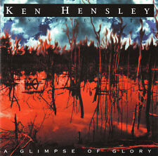 Ken Hensley ‎– A Glimpse Of Glory  CD NEW