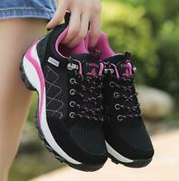 Women's Sneakers Sports Tennis Walking Training Athletic Gyms Running Shoes Size