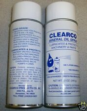 Food Grade Mineral Oil Spray - 12 oz. - Clearco