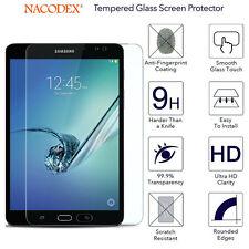 Tempered 2Pcs Glass Protector Guard Fr Samsung Galaxy Tab S3 8.0 SM-T719 Tablet