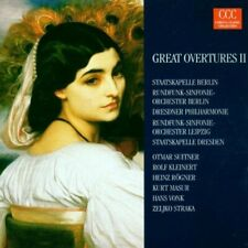 Great Overtures 2 (CCC/Edel, 1966-89/98) Mozart, Weber, Rossini, Kreutzer.. [CD]