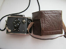 Very rare. Vintage camera. Linco Flex. Good condition Works good Karma-Flex 4x4