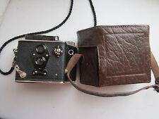 Very rare. Vintage camera. Linco Flex. Good condition Works good Karma-Flex 4x4