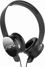 Sol Republic Tracks V8 On Ear Wired Headphones For iPhone iPad iPod - Black