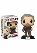 Funko Pop! Star Wars: The Last Jedi - Luke Skywalker Action Figure