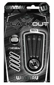 Winmau Blackout 90% Tungsten Steel Darts 3er Set Darts