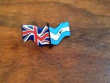 Flag  Metal Pin Badge