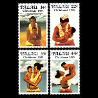 Palau 1985 - Christmas - Sc 90/3 MNH