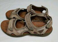 Cobb Hill by New Balance Women's Sandals US Size 9.5M Adjustable Straps Beige
