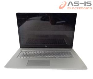"*AS-IS* HP Envy 17-ae165nr 17.3"" Core i7-8550U 1.80GHz No RAM No HDD Laptop"