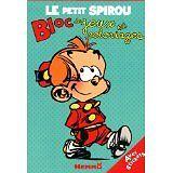 Collectif - LE PETIT SPIROU - BLOC DE JEUX ET COLORIAGES - 2013 - Broché