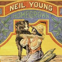 cd YOUNG NEIL HOMEGROWN