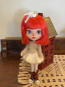 Custom Blythe Doll And Outfits
