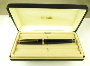 Namiki Fountain Pen, 14 Kt Namiki nib, in Fine Point -- in Box