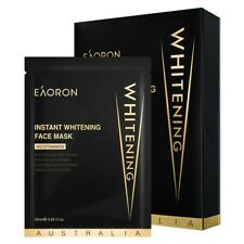 EAORON Instant Whitening Face Mask 5pc Hydrating and Moisturising