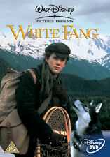 DVD:WHITE FANG  - NEW Region 2 UK