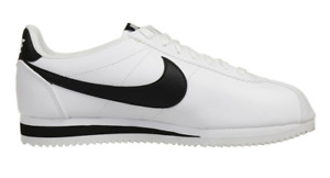 Nike WMNS Classic Cortez Leather Damen Sneaker Lifestyle (807471 101) - NEU OVP